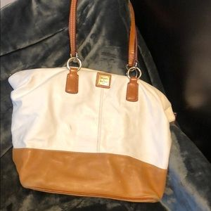 Dooney and Bourke O ring tote